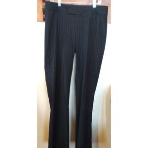 """""""The Limited"""" Drew Fit Flare Leg Pinstripe Trouser"""